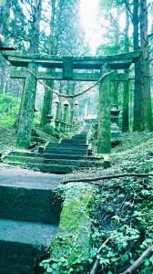 上色見熊野座神社 (1)