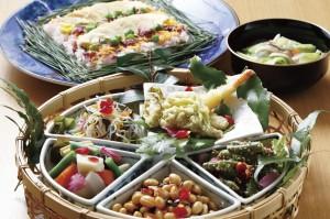 春メニューです。新鮮食材がいっぱい!!