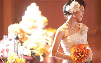 「いい結婚式だったね」のために ウェディングのご案内